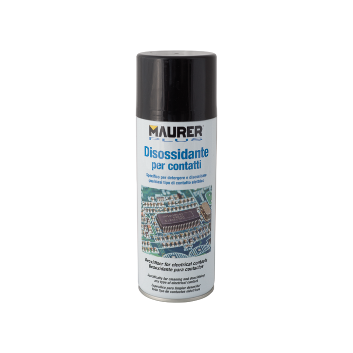DISOSSIDANTE X CONTATTI SPRAY MAURER PLUS 400ML