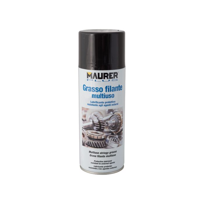 GRASSO SPRAY FILANTE MULTIUSO MAURER PLUS 400ML