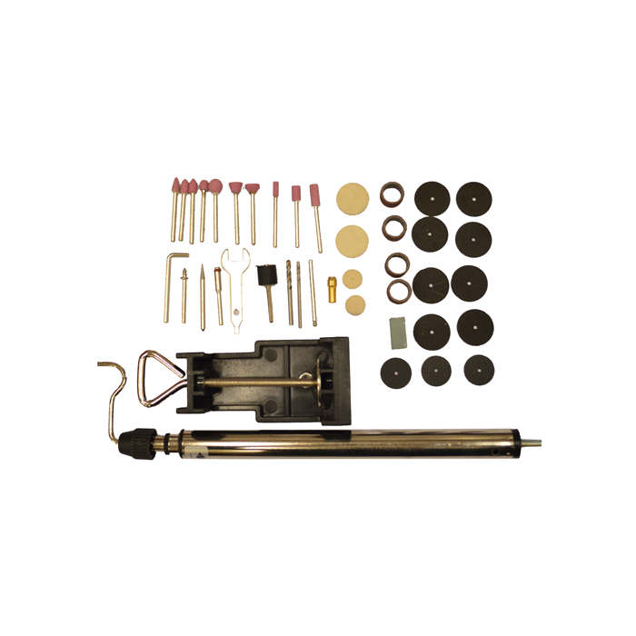 ACCESSORI SMERIGLIATRICE MINI SET YAMATO SM42N (93712) - CF. SCATOLA