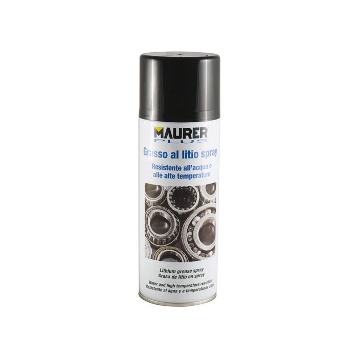 GRASSO AL LITIO SPRAY MAURER PLUS 400ML