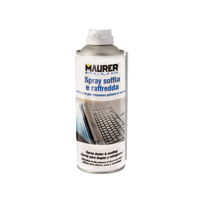 ARIA RAFFREDDANTE SPRAY MAURER PLUS 400ML